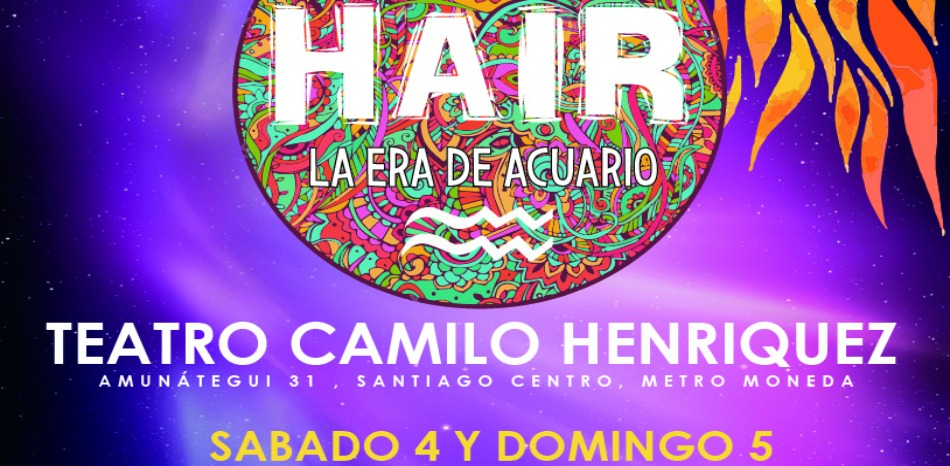 Hair el Musical