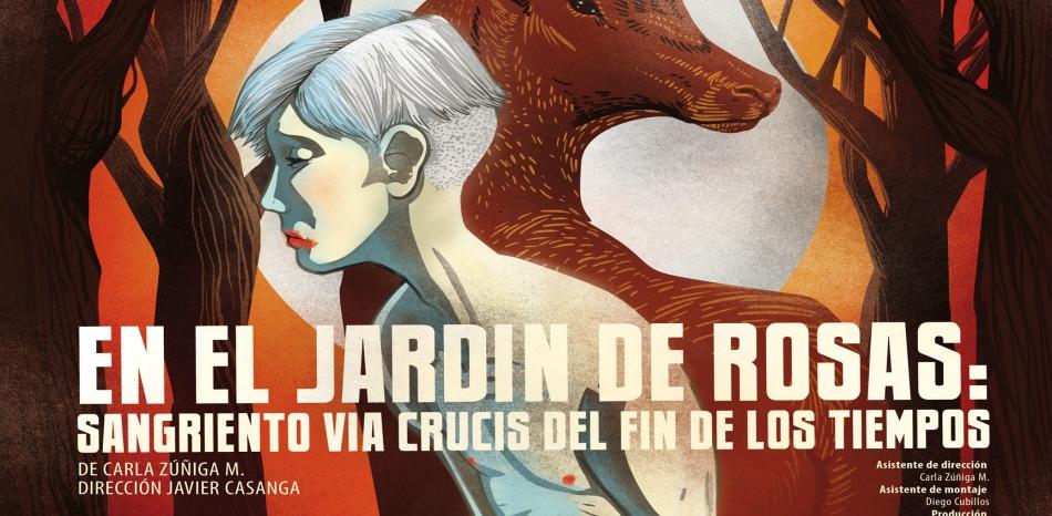 En El Jardín de Rosas Sangriento – Teatro Camilo Henríquez
